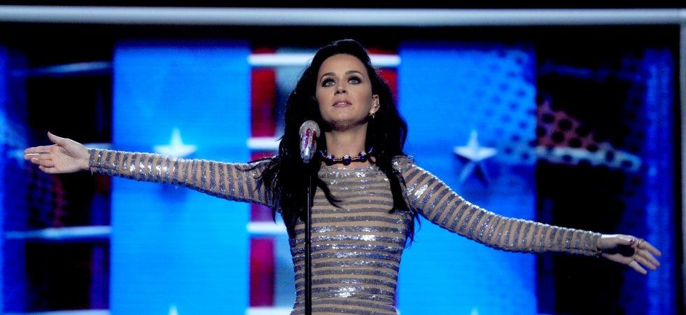 Katy Perry confirme l'arrivée d'une nouvelle tournée pour 2017