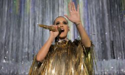 Katy Perry dévoile l'hymne olympique