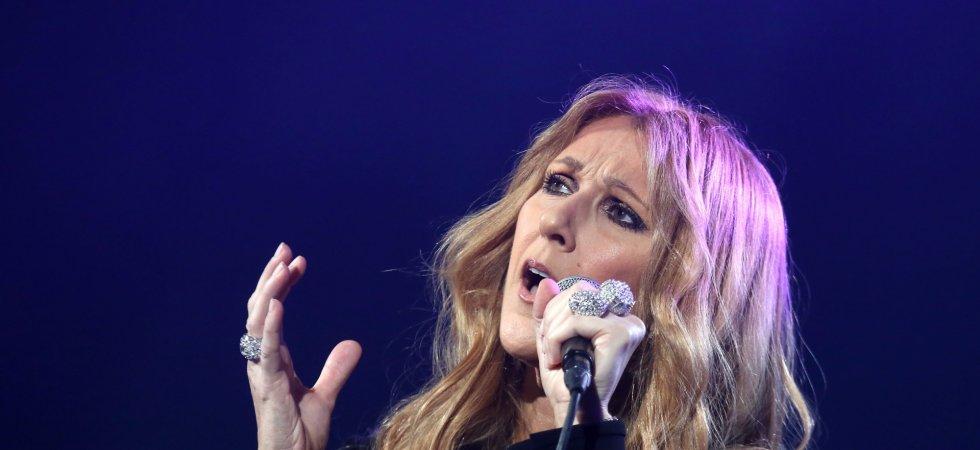 """Céline Dion, en larmes pour l'enregistrement de """"Recovering"""""""
