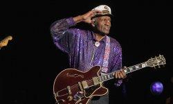 Pour ses 90 ans, Chuck Berry annonce son premier album en 40 ans