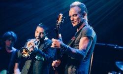 """Sting, critiqué par la fachosphère pour avoir chanté """"Inshallah"""" au Bataclan"""