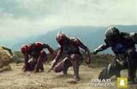 Power Rangers - bande annonce 5 - VO - (2017)