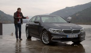 BMW 540i xDrive (G30)