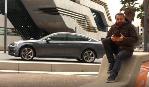 Audi A5 Sportback 2.0 TFSI 252 ch
