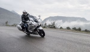 Yamaha FJR 1300 AE 2016