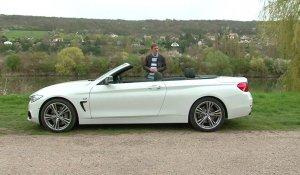BMW 435iA Cabriolet