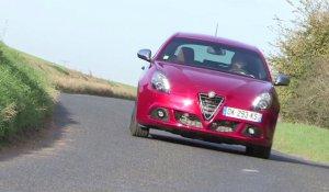 Alfa Romeo Giulietta QV 240 ch