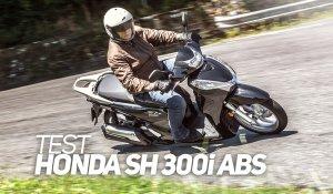 Honda SH 300i 2016