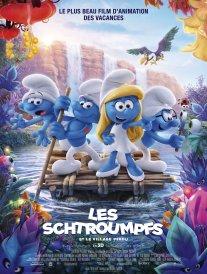 Les Schtroumpfs et le village perdu - bande annonce 3 - VF - (2017)
