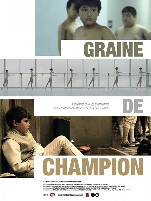 Graine de Champion : Affiche
