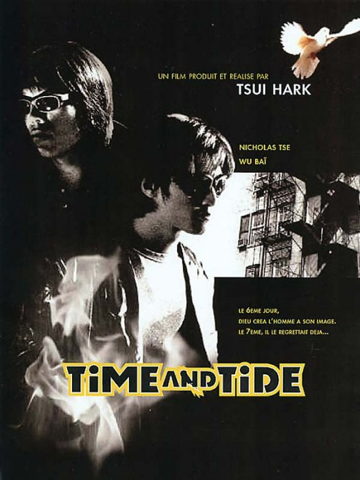 Time and tide : Affiche