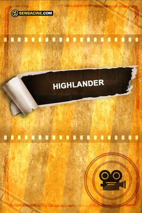 Highlander : Affiche