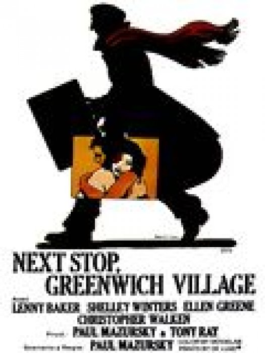 Next Stop, Greenwich Village : Affiche