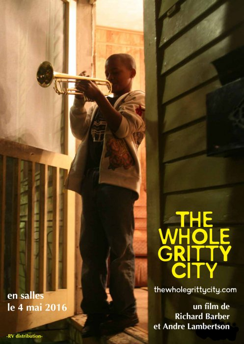 The Whole gritty city : Affiche