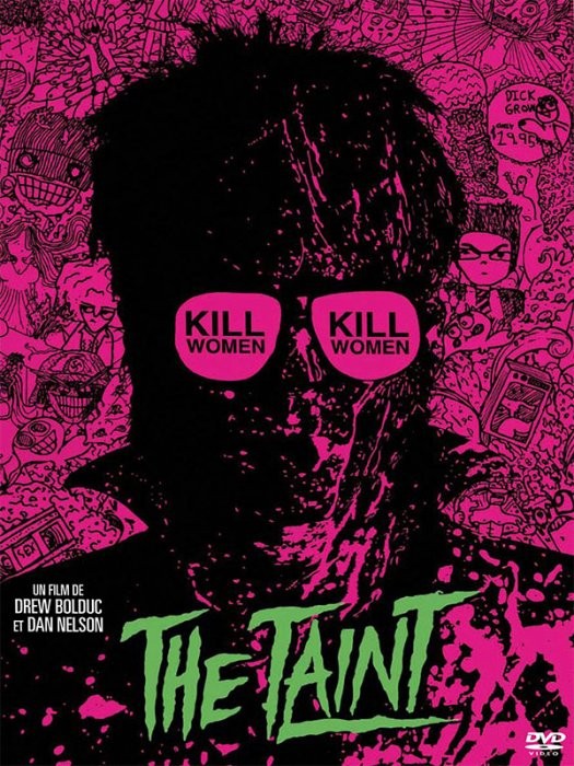 The Taint : Affiche