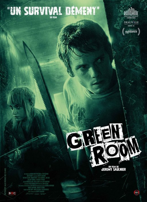Green Room : Affiche