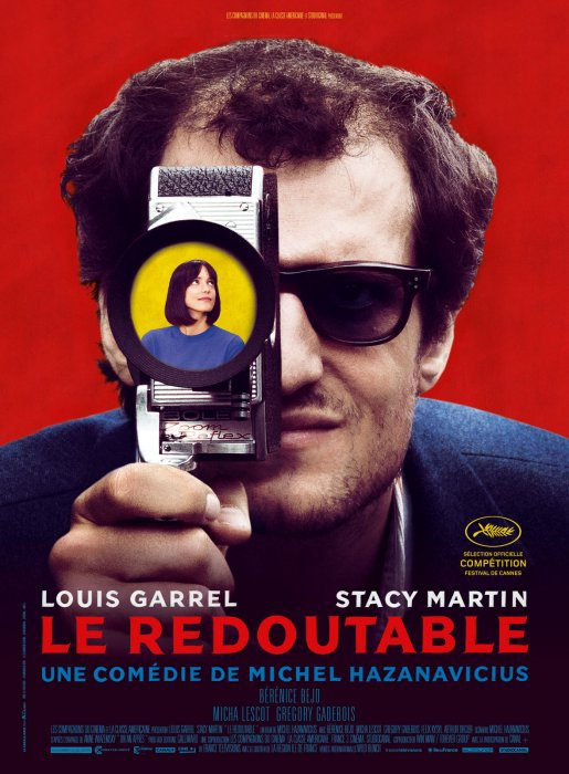 Le Redoutable : Affiche