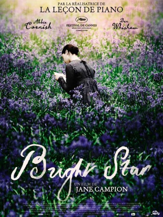 Bright Star : Affiche Jane Campion