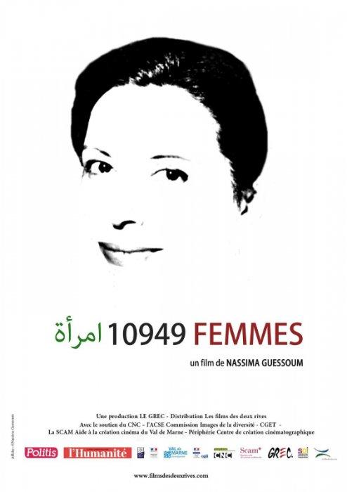10949 femmes : Affiche