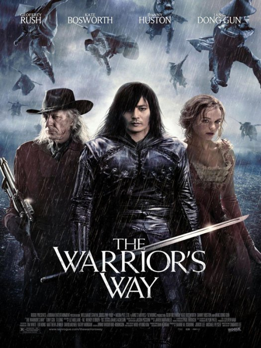 The Warrior's Way : affiche