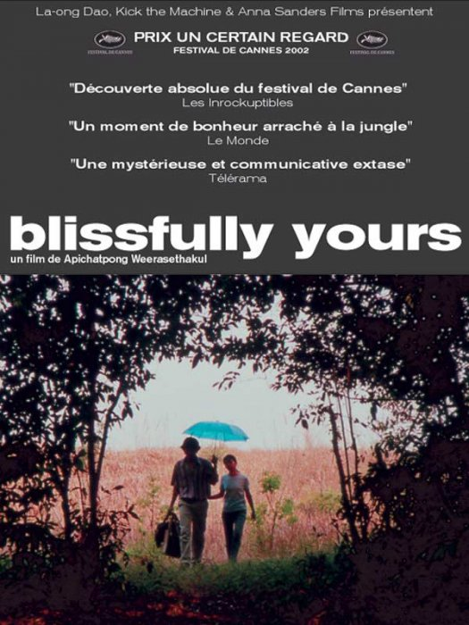 Blissfully yours : affiche