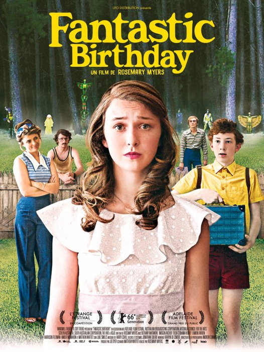 Fantastic birthday : Affiche