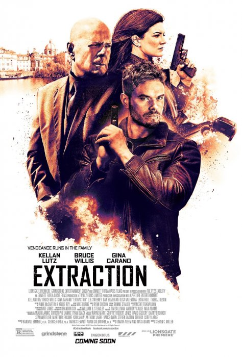 Extraction : Affiche
