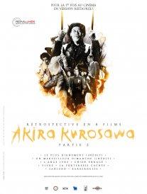 Rétrospective Akira Kurosawa - Partie 2