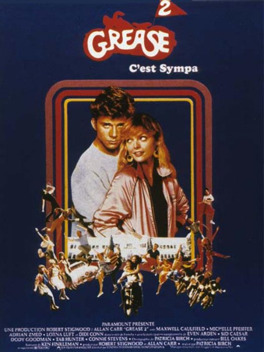 Grease 2 : Affiche