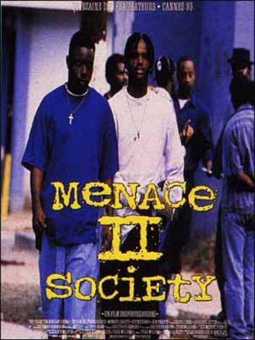 Menace II Society : Affiche