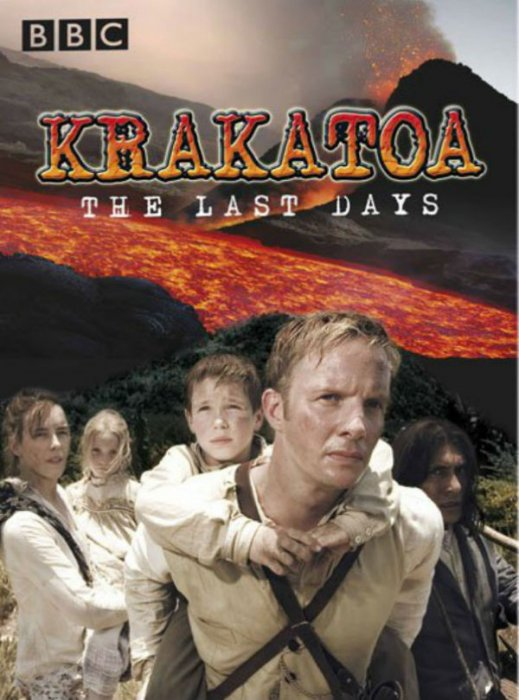 Krakatoa: The Last Days : Affiche
