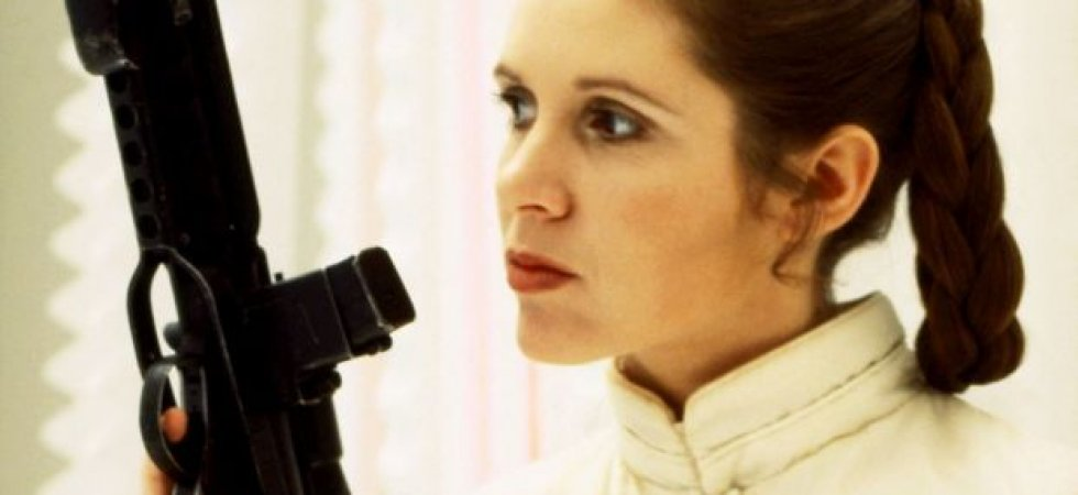 Star Wars 7 : la Princesse Leia au coeur de l'intrigue ?