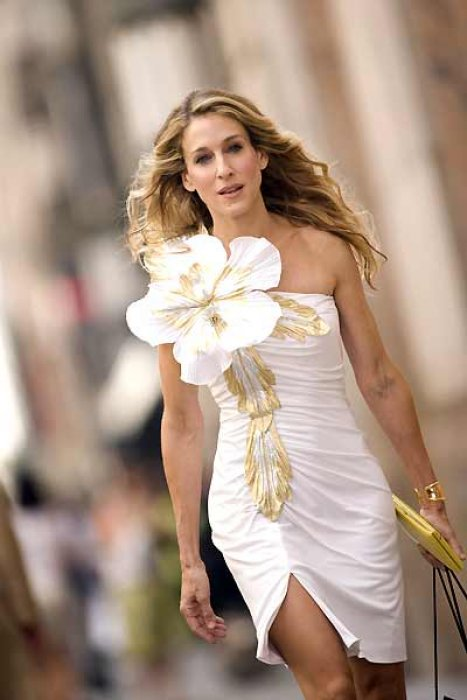 Sarah Jessica Parker dans le film Sex and the City