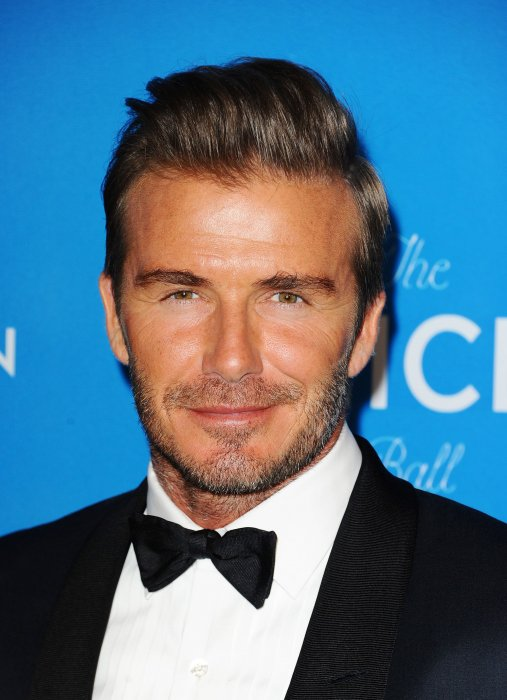 David Beckham, projectionniste russe maladroit