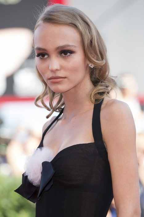 Lily-Rose Depp, l'icone avant l'heure
