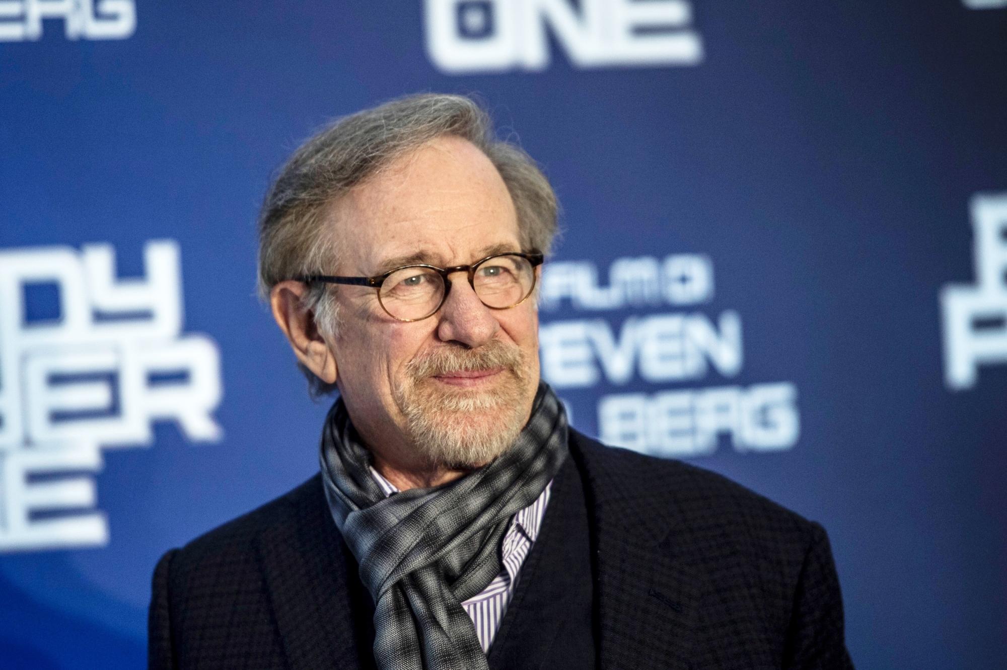 Steven Spielberg tombe dans la marmite des comic books