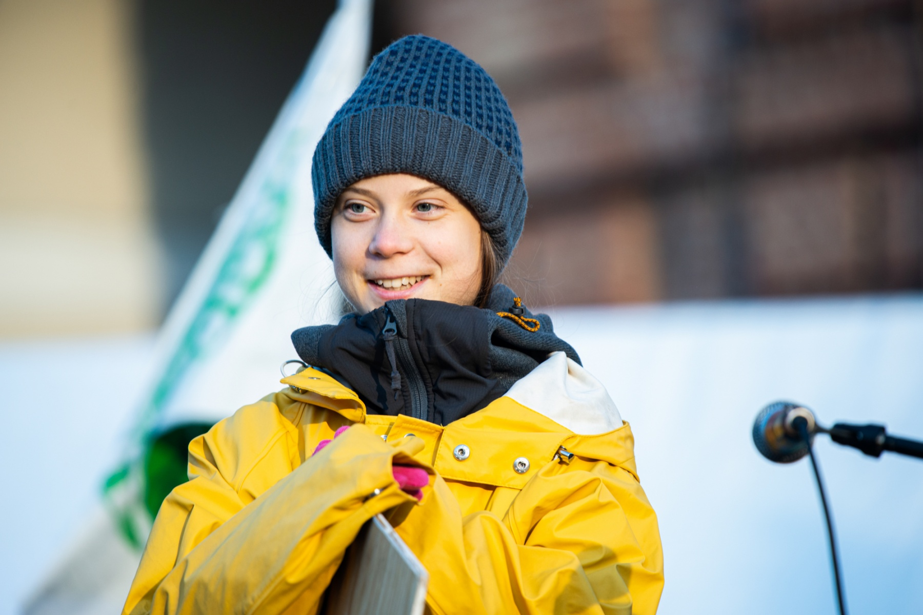 Greta Thunberg va bientôt avoir sa série