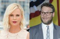 Charlize Theron et Seth Rogen réunis dans une comédie
