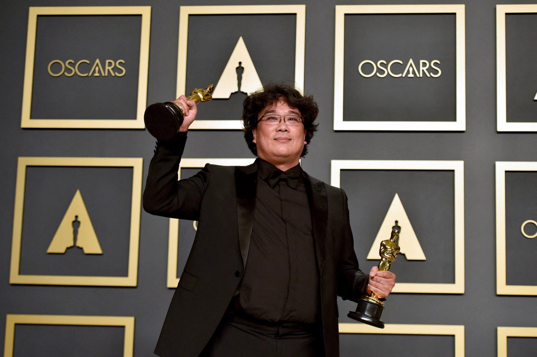 Donald Trump attaque Parasite et les Oscars en plein meeting