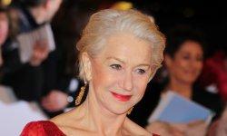 Helen Mirren s'exprime sur la place des femmes à Hollywood