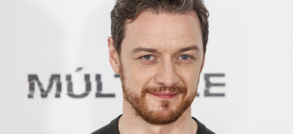 X-Men Dark Phoenix : James McAvoy tease son retour avec humour