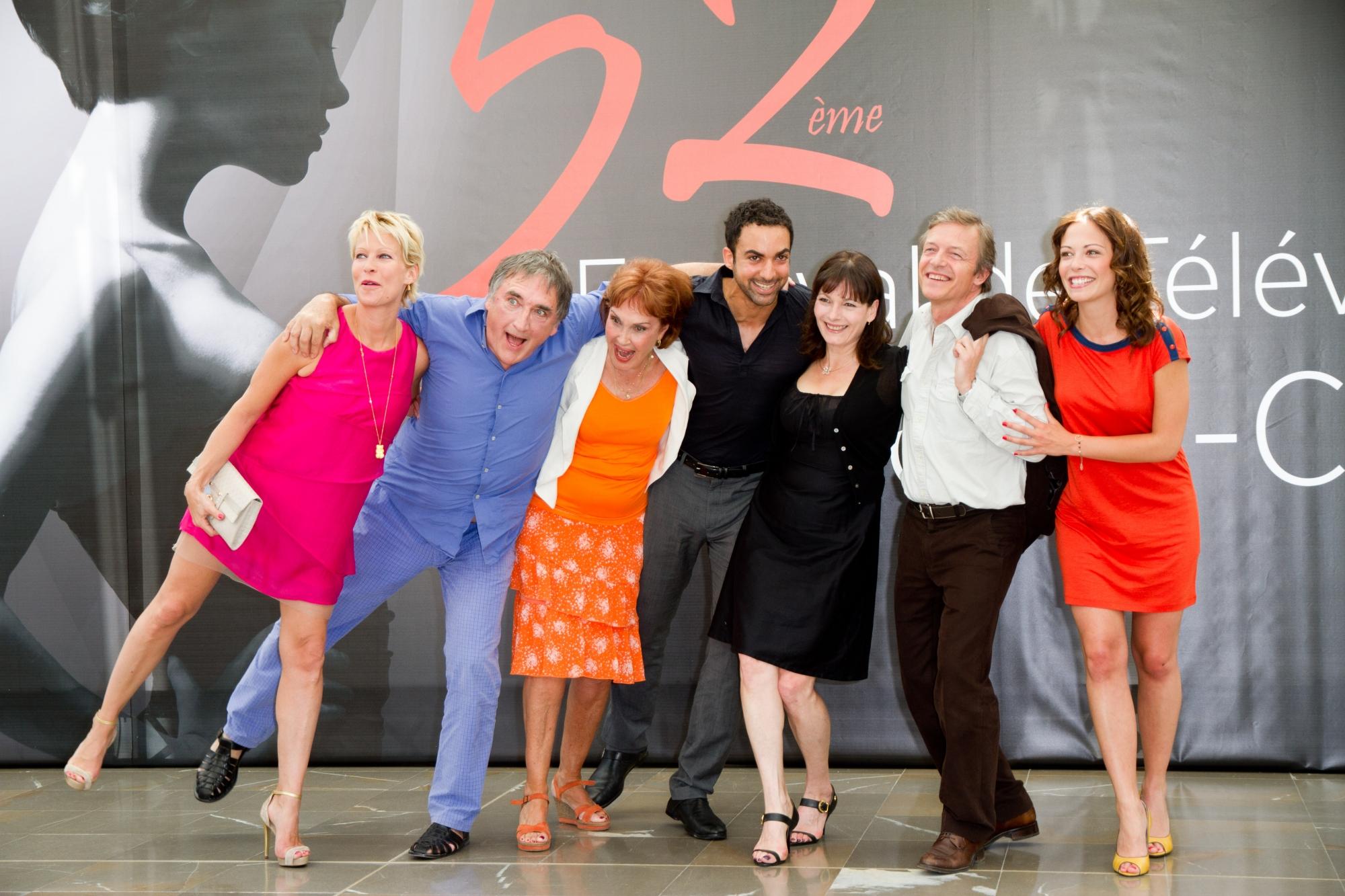Plus belle la vie: un comédien atteint de trisomie intègre le casting