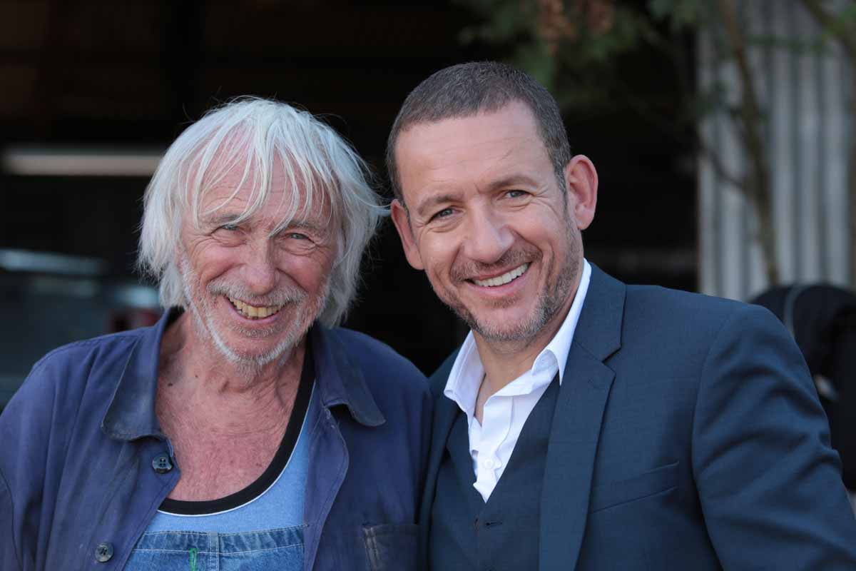 Son projet secret avec Dany Boon — Johnny Hallyday