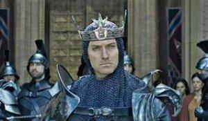 King Arthur - bande annonce 2 - VOST - (2017)