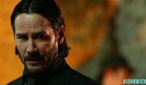 John Wick 2 - teaser 3 - VO - (2017)
