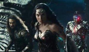 Justice League - bande annonce 3 - VOST - (2017)