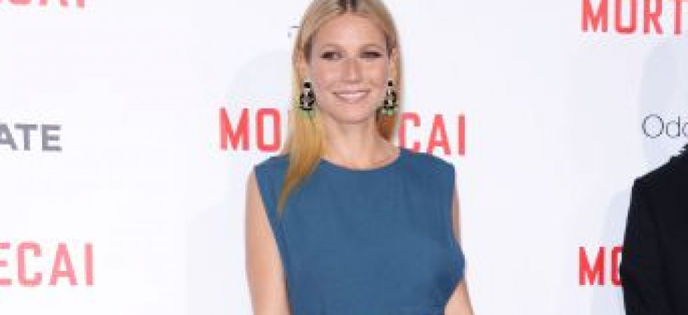 Gwyneth Paltrow, splendide en robe longue