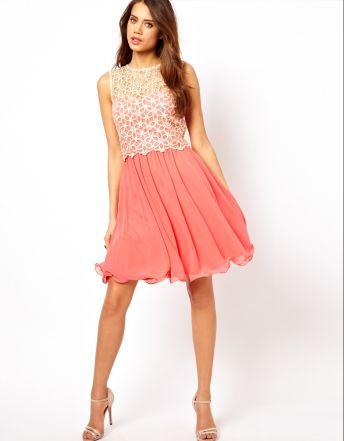 Invitée à un mariage ? Choisir sa robe selon sa silhouette sur Orange Tendances Mode