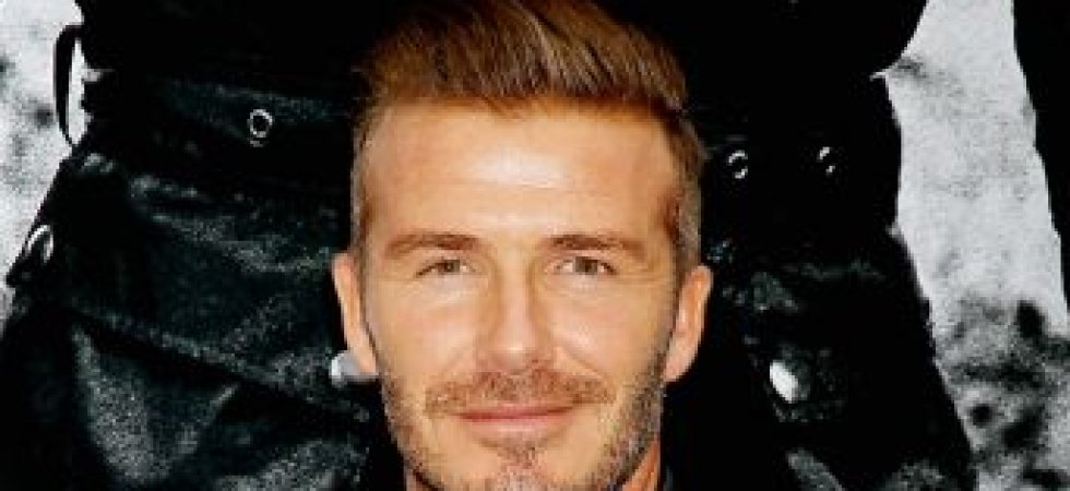 "David Beckham : ""Mes enfants sont ma motivation"""