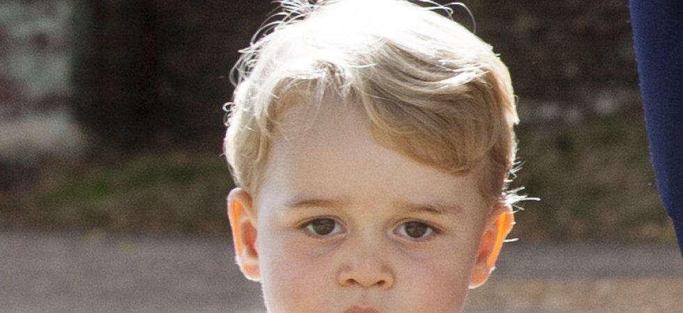 Prince George : une super cabane comme cadeau d'anniversaire !